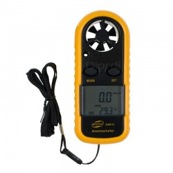 Anemómetro Termómetro Digital Benetech Gm816