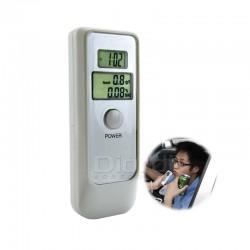 Generic - Alcoholímetro Digital Dual Con Reloj
