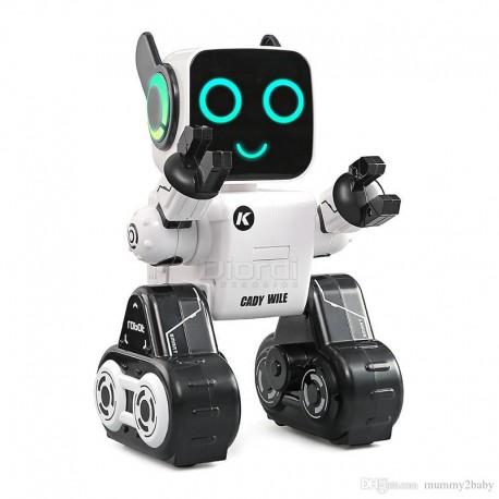 Robot Cady Wile Inteligente Con Control Remoto