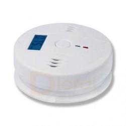 Medidor Digital Sensor Monoxido de Carbono