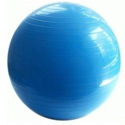 Diordi - Pelota de Pilates y Yoga Terapéutica con Inflador 75 cm - Azul