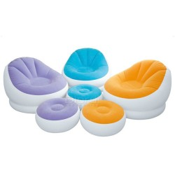 Sofá Inflable - Azul