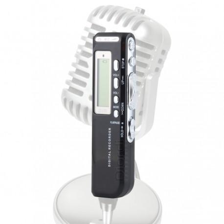 Grabadora Digital De Voz Y Reproductor Mp3