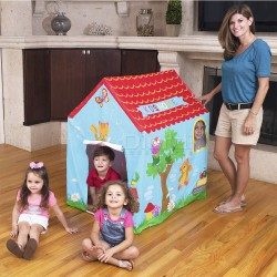 Casa Carpa Para Niños Kids House Best Way
