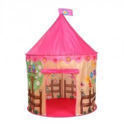 Carpa Casita Play Tent Para Niñas Rosado