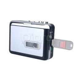 Convertidor De Cassette A Mp3 Por Usb