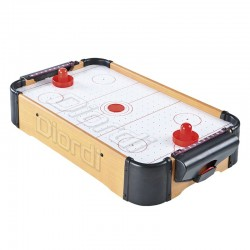 Mini Air Hockey Con Ventiladores