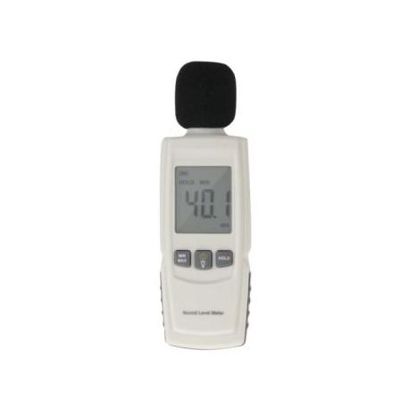 Sonómetro Medidor Digital de Sonido