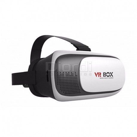 Vr Box 2.0 Cardboard Realidad Virtual f05709562665