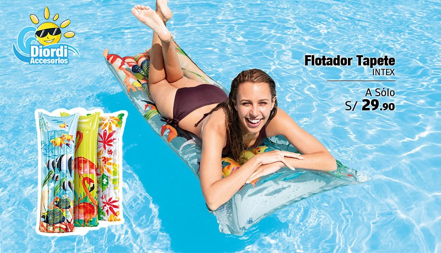 Flotador Tapete INTEX
